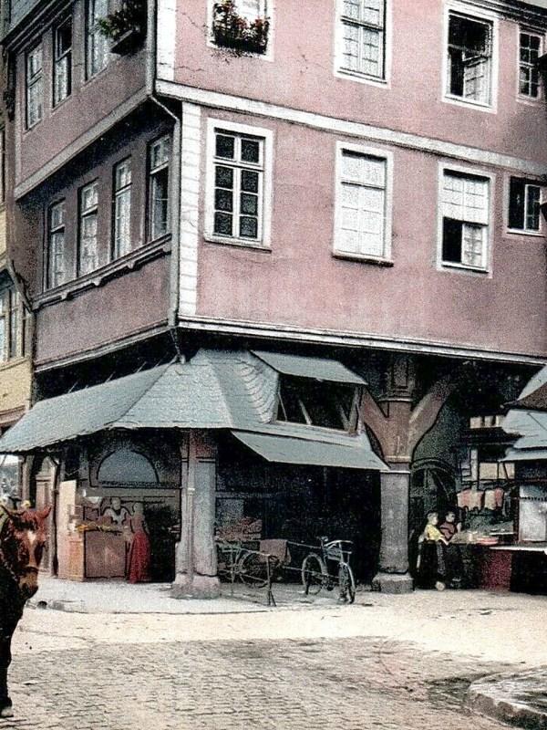 Frankfurt 1905, An der Schirne