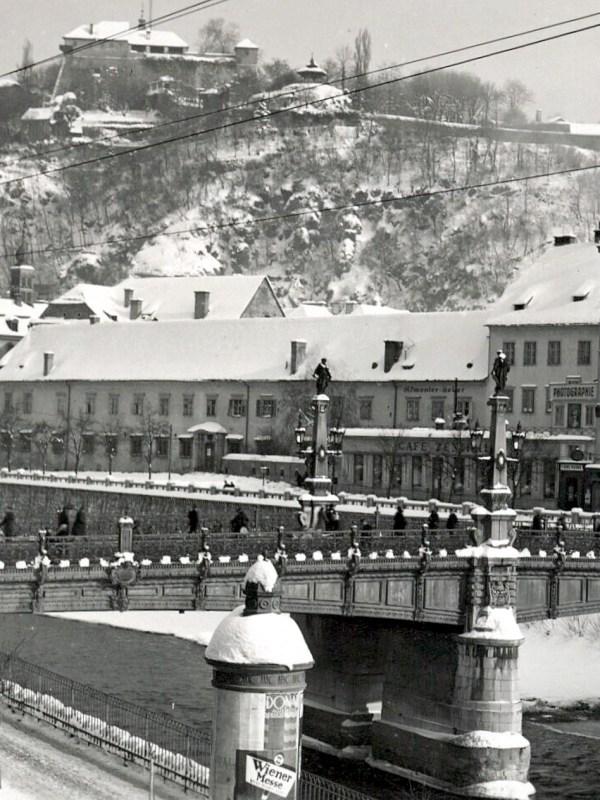 Graz 1930, Winterbild