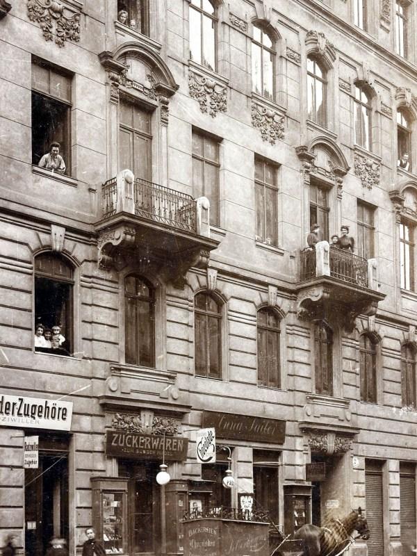 Wien 1910, Zum Süßen Mädel
