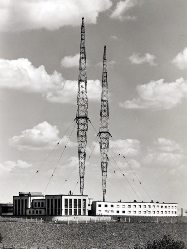 Wien 1935, Großsender Bisamberg