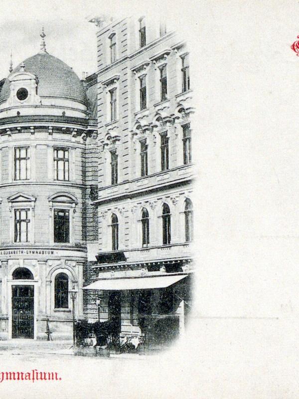 Wien 1898, Elisabeth-Gymnasium