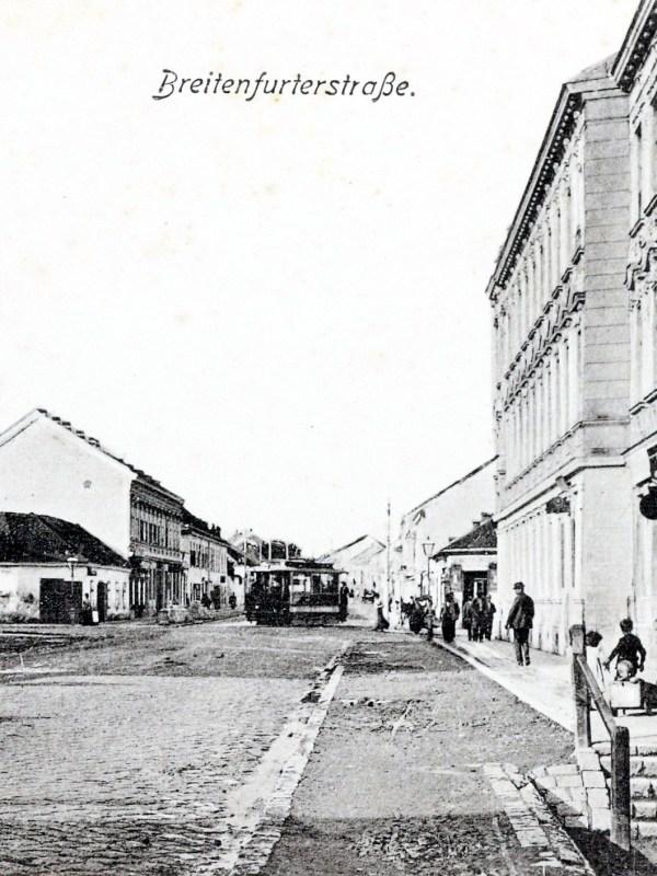 Wien 1905, Breitenfurter Straße