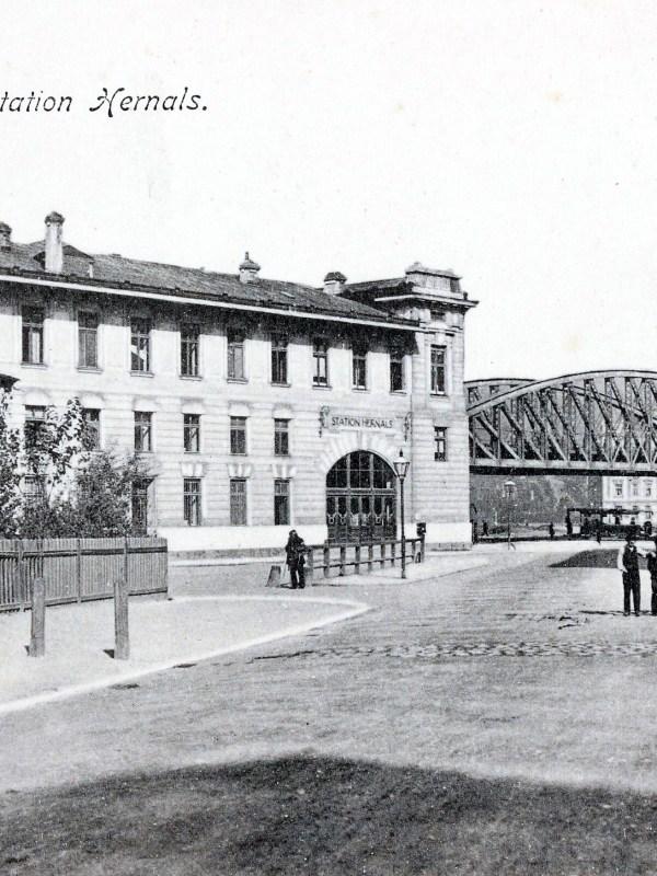 Wien 1905, Station Hernals