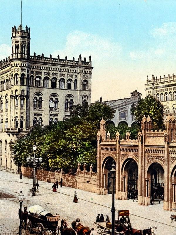 Wien 1910, Nordbahnhof