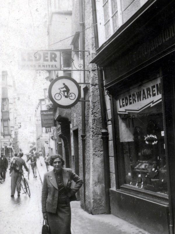 Innsbruck 1934, Straßenalltag