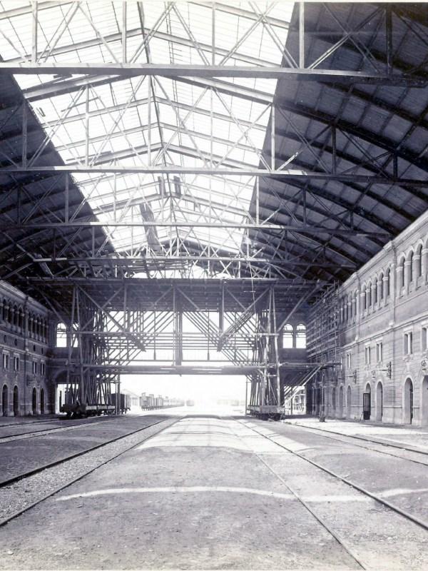 Wien 1871, Nordwestbahnhof II