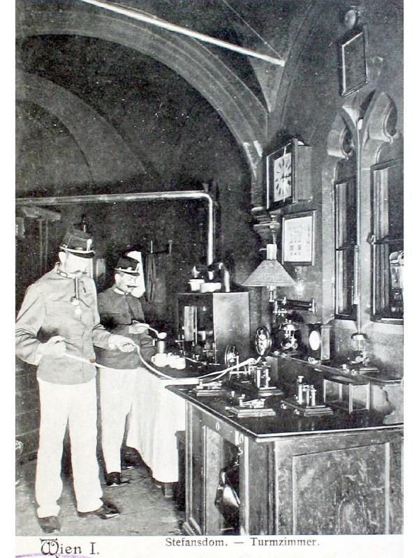 Wien 1901, Turmzimmer