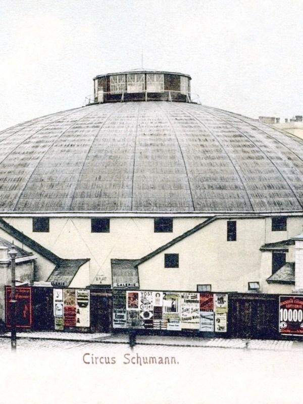 Wien 1905, Circus Schumann II