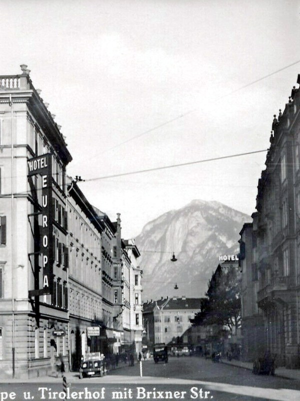 Innsbruck 1931, Brixner Straße