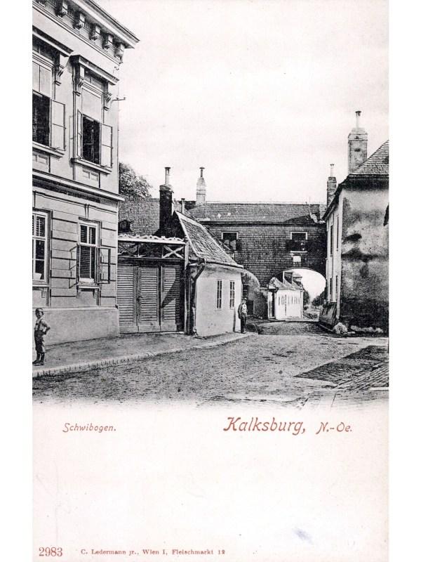 Wien 1905, Kalksburg