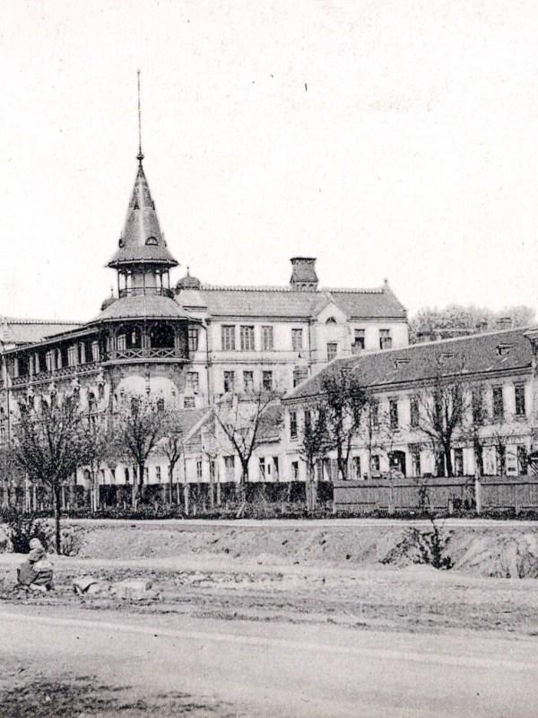 Wien 1905, Liesinger Brauhaus