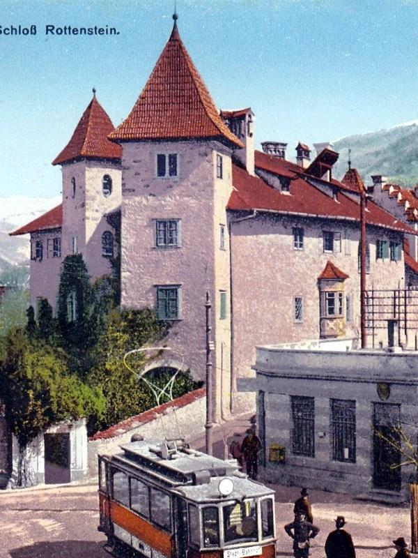 Obermais 1910, Schloss Rottenstein