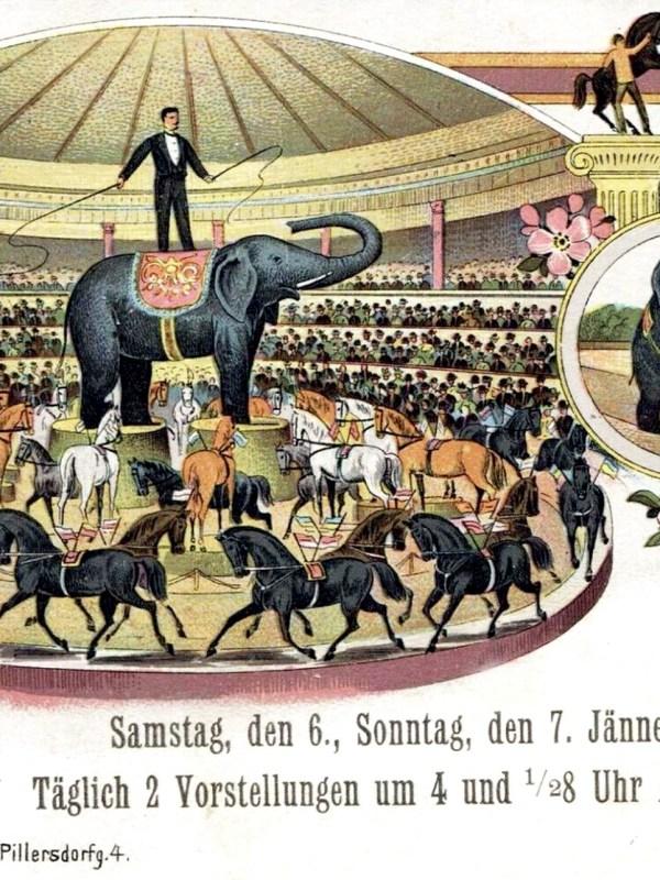 Wien 1898, Circus Henry