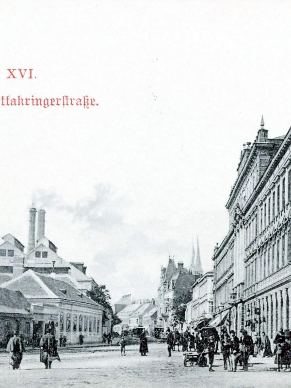 Wien 1898, Ottakringer Straße