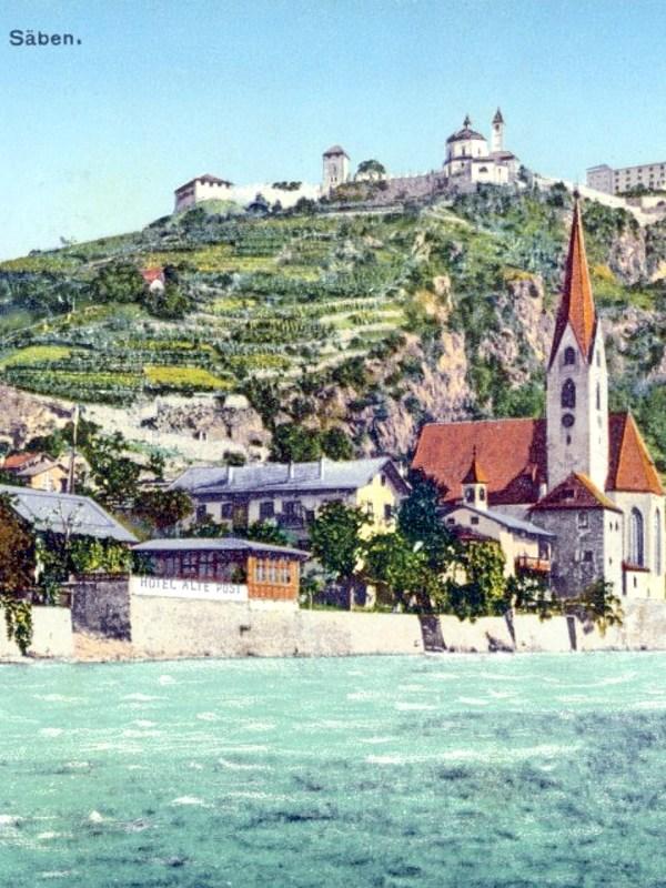 Klausen 1910, Häuserbild
