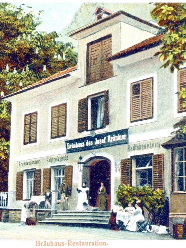 Blumau 1901, Bräuhaus