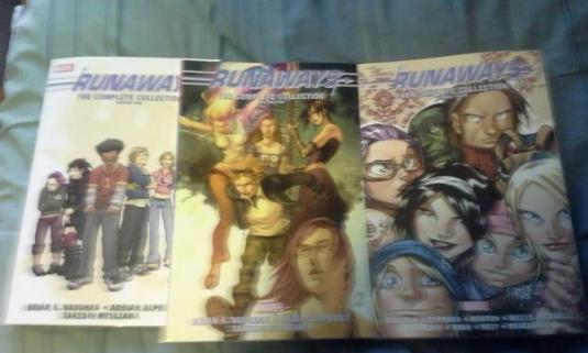 the runaways collection