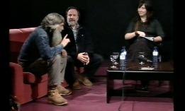 A miña filla Aldara entrevista a Mini e Mero
