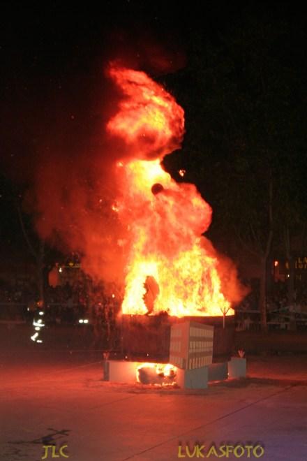 quema cuba 2007