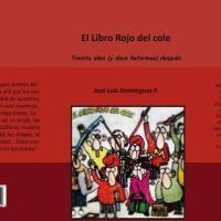 2012. El libro rojo del cole treinta años después