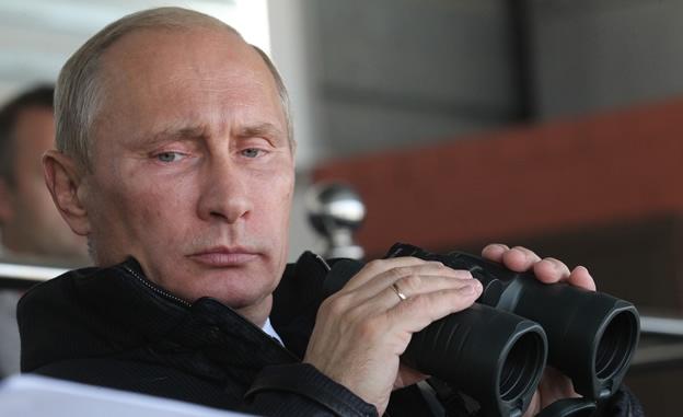 Jugada maestra del Estratega Putin.