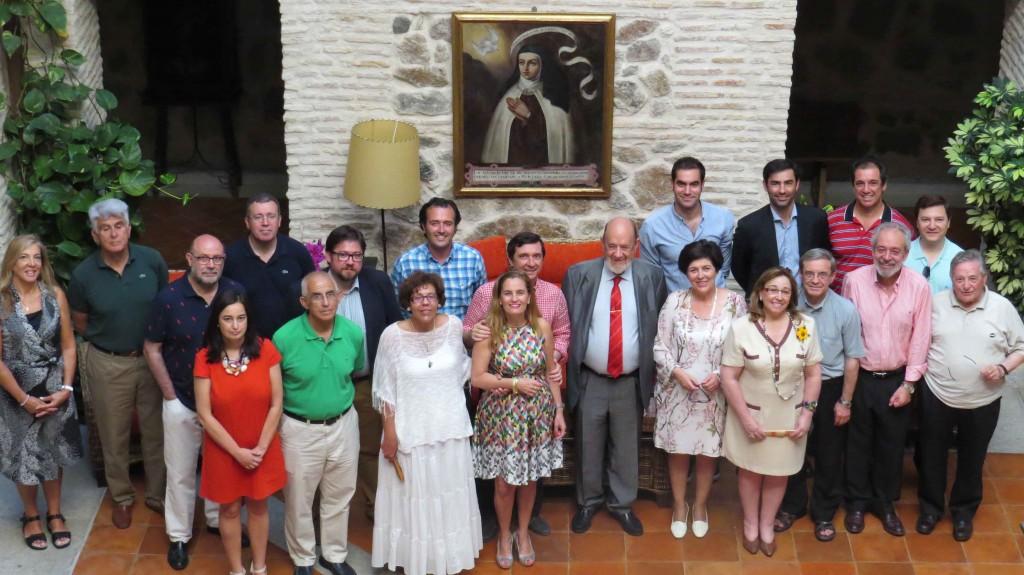 Conversaciones en Carmelitas con José María Gil Robles