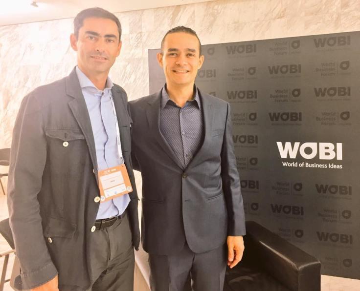 Jesús Cochegrus y José Luis Serrano