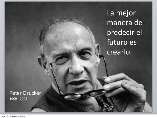 crear el futuro