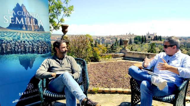 """Entrevista; publicación """"La cuata semilla"""""""