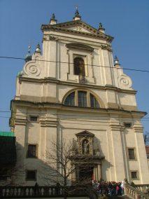 Praga, Karmelitská ulice, Iglesia del Niño Jesús de Praga