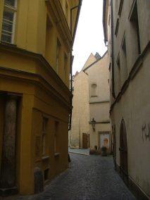 Praga, Týnska ulice