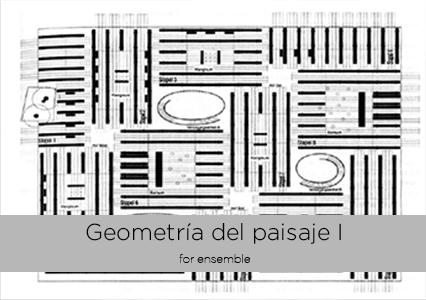Geometría del Paisaje I