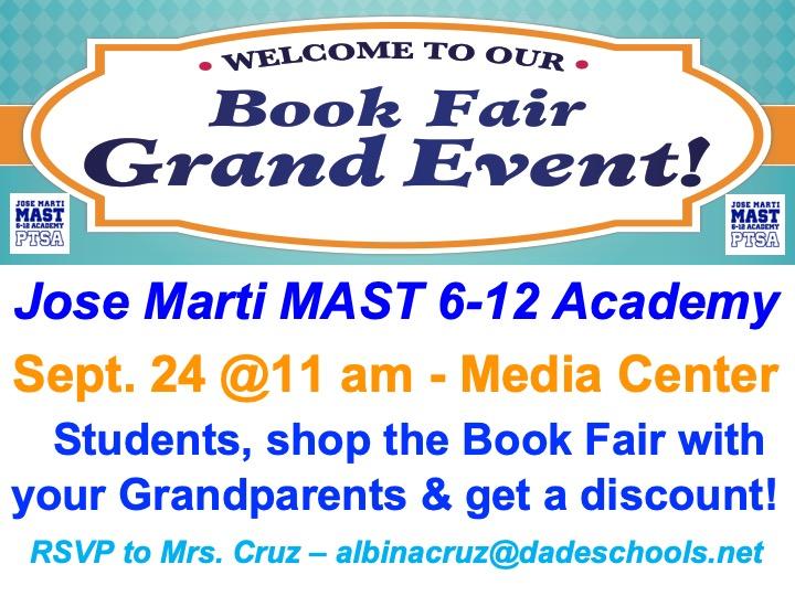Book Fair Grand Event