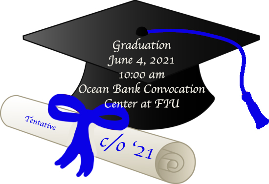 Jose Marti 6-12 Grad Announcement