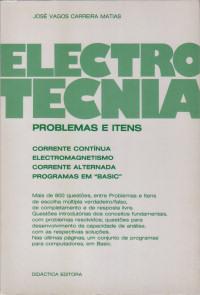 Livro Electrotecnia - Problemas e Ítens