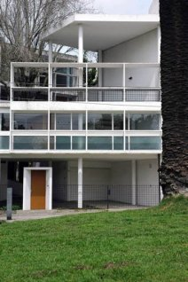 Casa Curutchet, La Plata, Argentina. Le Corbusier