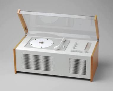 Grabador-reproductor SK4, de 1956.