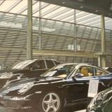 La exposición de Porsche