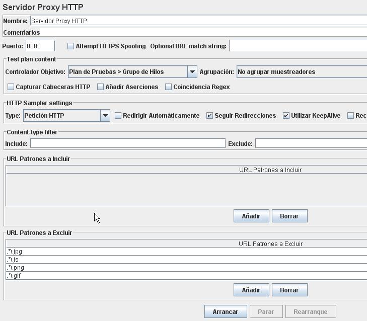 Performance Testing con JMeter: Paso por Paso para grabar escenarios (2/6)
