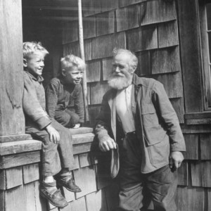 peter-stackpole-old-man-talking-to-two-young-boys