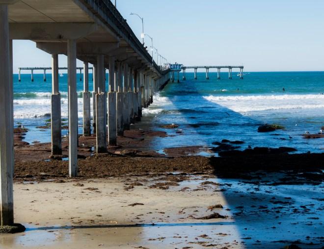 Photo Credit Joseph Lapin, Ocean Beach Pier