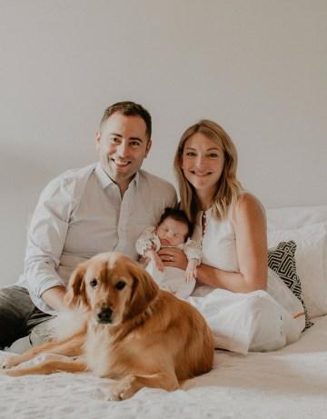 Richmond dentist Joe Bousaba and his family