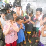 Feeding Outreach: Sanciangco, Malabon