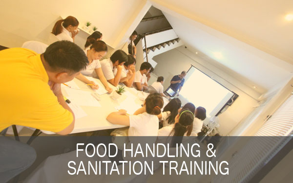 JFM Food Handling & Sanitation Training