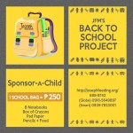 JFM Back to School Project