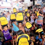 JFM Back to School Project: Kids at Aroma Tondo