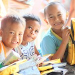JFM Back to School Project: Kids at Baseco, Manila