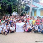 JFM VISAYAS: Feeding Outreach @ HAMTIC, ANTIQUE