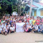 JFM VISAYAS: Feeding Outreach @ HAMTIC, ANTIQUE