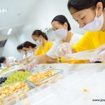 Behind The Scenes: Food Preparation for our Daily Feeding Program